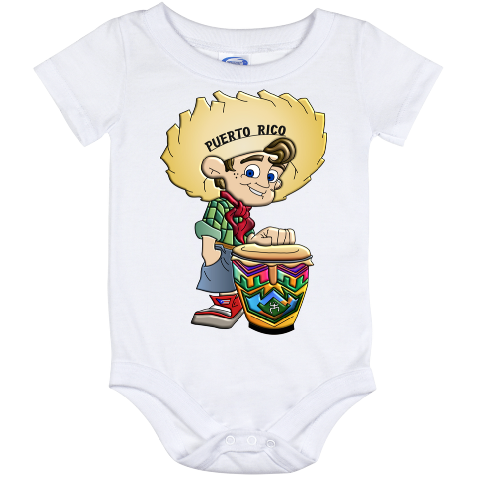 PR Farm Boy Baby Onesie 12 Month