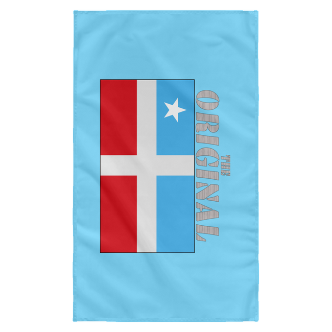 LARES 1868 Flag Independence (Wall Hanging)