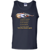 Baseball Legends 100% Cotton Tank Top