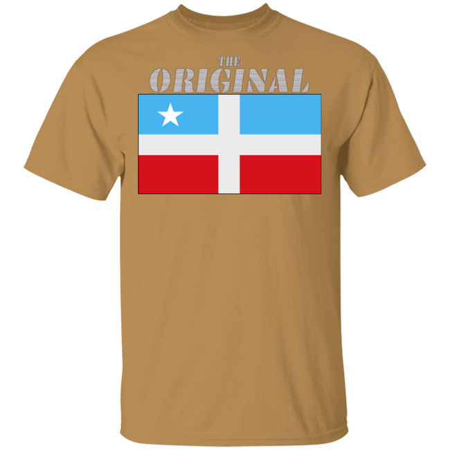 Lares Original Independence Flag 5.3 oz. T-Shirt