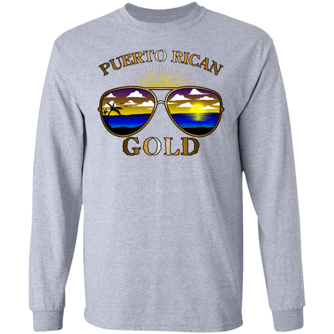 Puerto Rican Gold Ultra Cotton T-Shirt