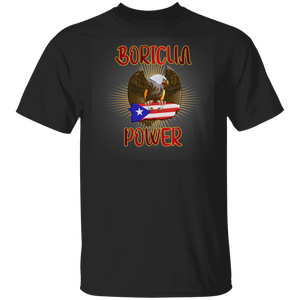 Boricua Power 5.3 oz. T-Shirt
