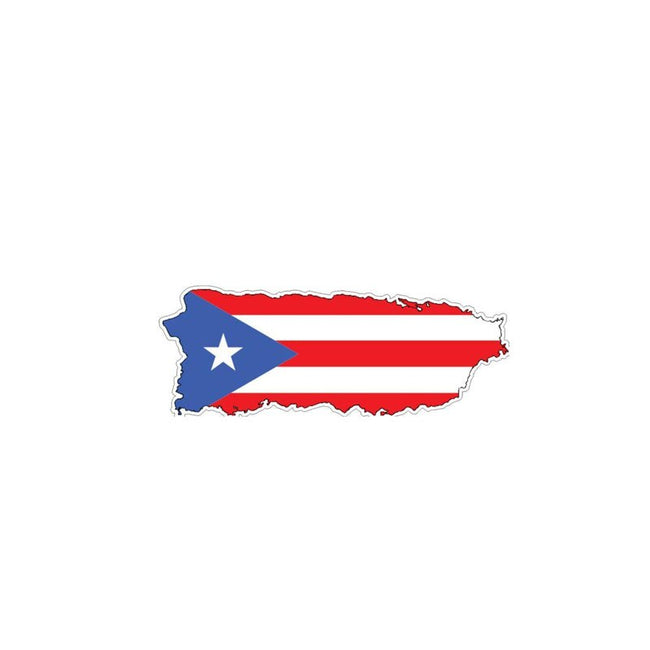 Island Flag Decal