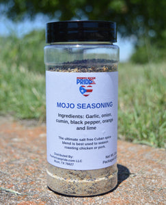 MOJO Seasoning 10oz