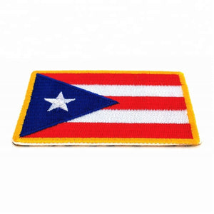 Embroidered Flag Patch