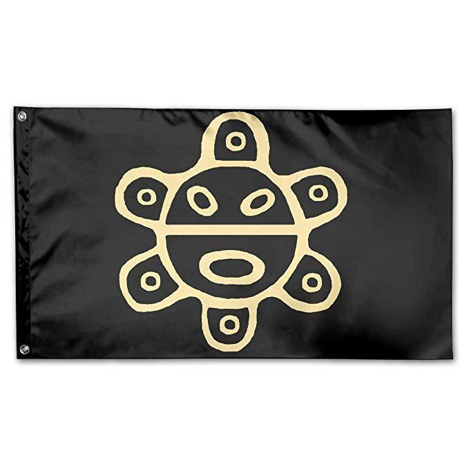 3x5 Taino Tribal Flag