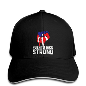 Women's Puerto Rico Strong Baseball cap