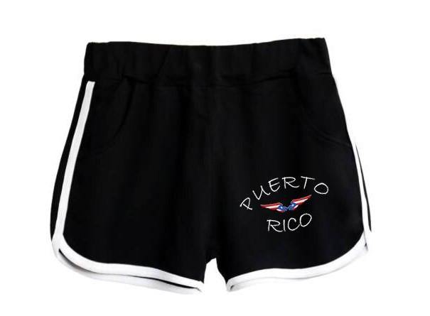 Angel Wing Shorts