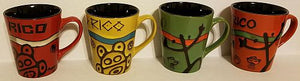 Taino Series Coffe Cup 8oz