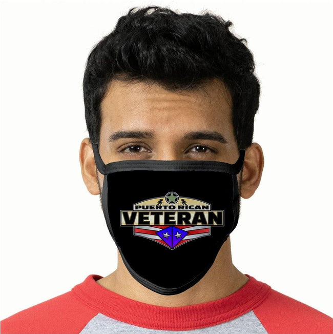 Veteran Face Mask 1