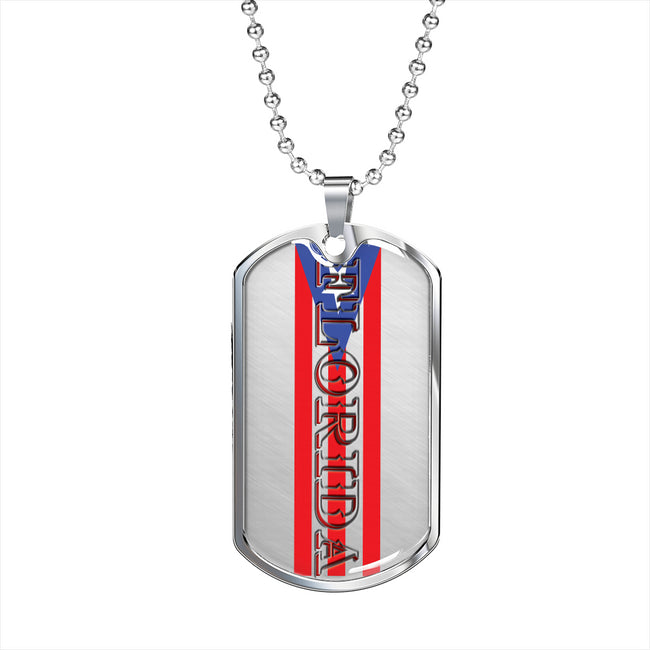 Florida Dog Tag