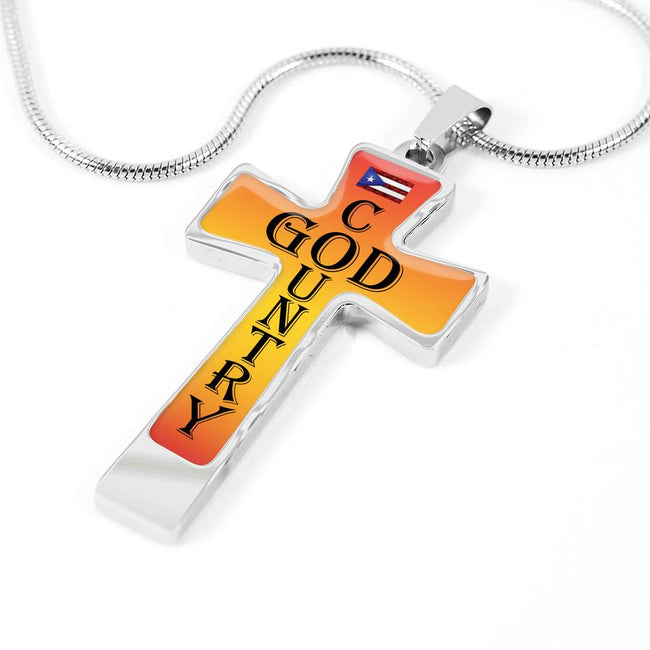 God Country Cross