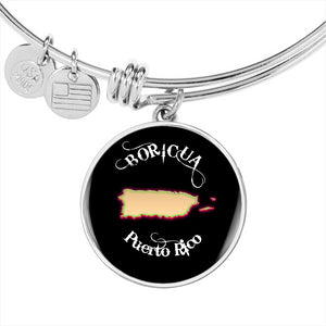 Boricua Bangle
