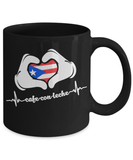 Coffee Mug - Cafe Heartbeat