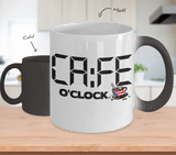 Coffee Mug - Cafe O'Clock Mug