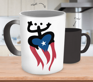 Coffee Mug - Coqui Color Changing Mug