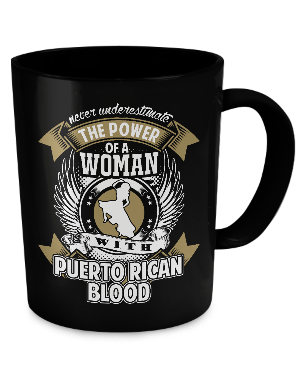 Coffee Mug - Puerto Rican Power - Mug