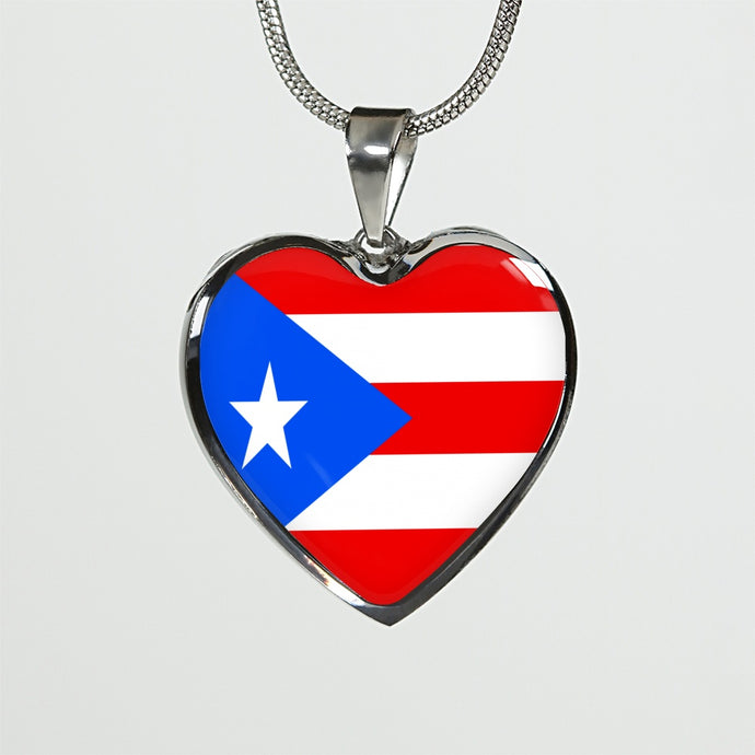 Jewelry - Puerto Rican Love Necklace