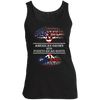 Ladies Tank - American With Puerto Rican Roots - Ladies Tank