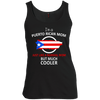 Ladies Tank - Puerto Rican Mom - Tank Top
