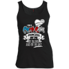Ladies Tank - Puerto Rican Princess - Ladies Tank