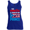 Ladies Tank - Taken By Puerto Rican Prince - Ladies Tank