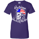 Ladies Tee - Boricua Hasta La Muerte - Ladies Tee