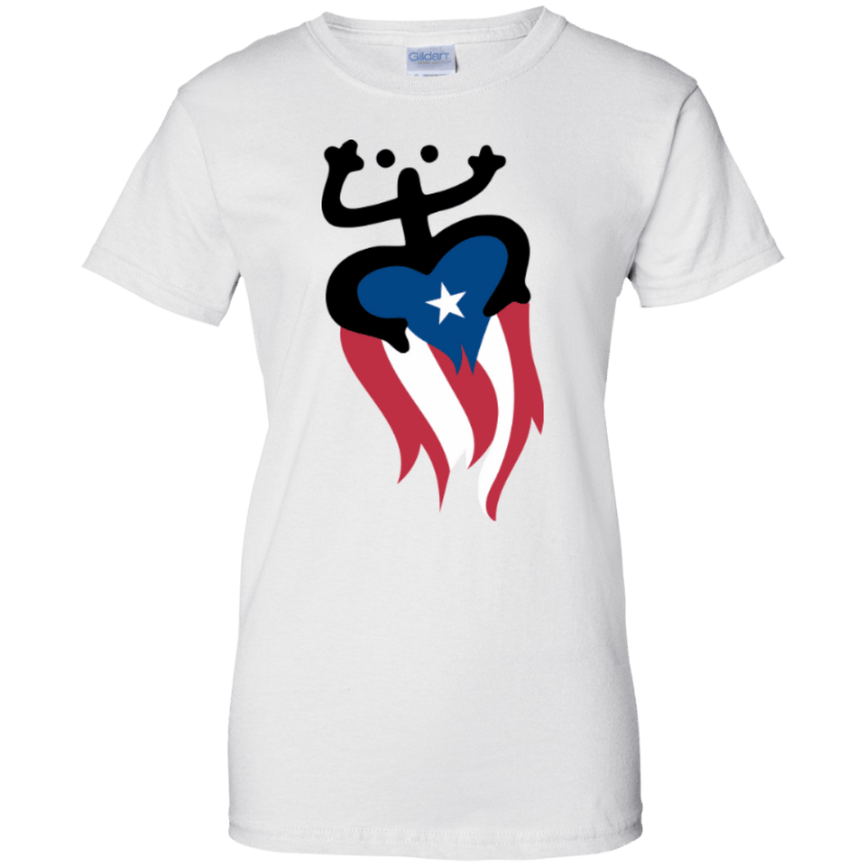 Ladies Tee - Coqui - Ladies