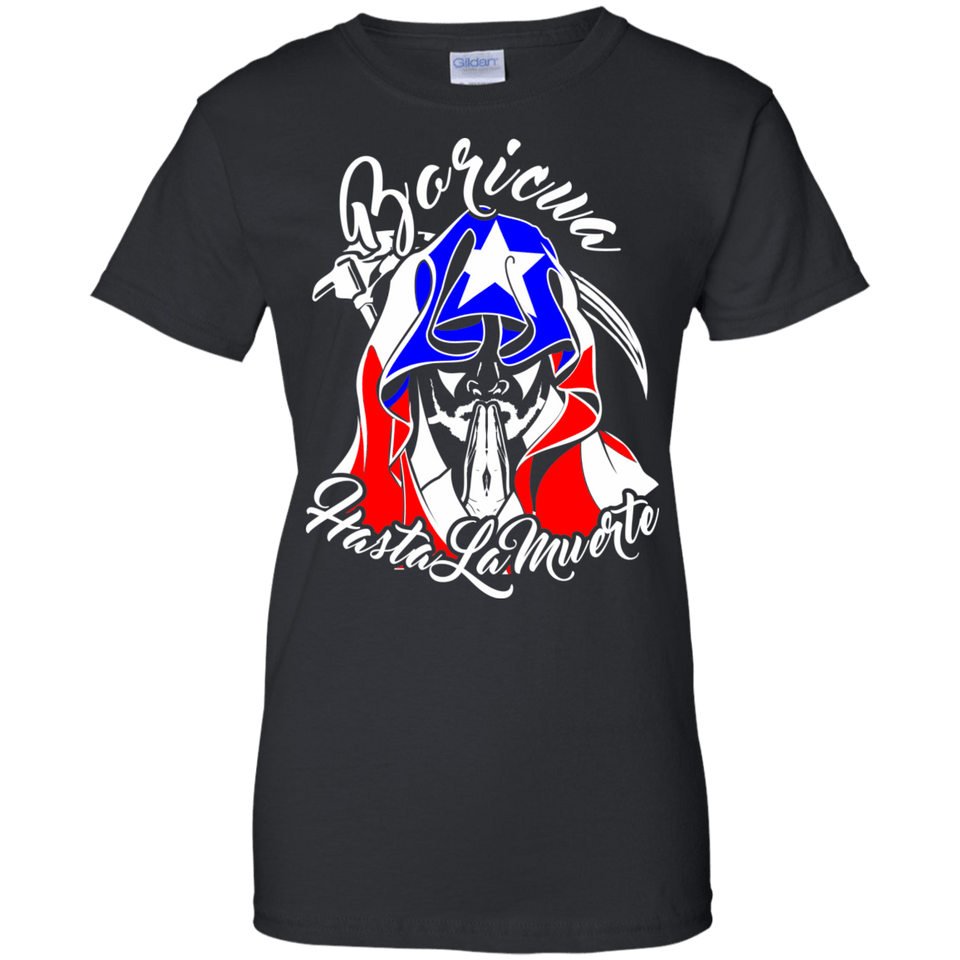 Ladies Tee - Hasta La Muerte - Ladies Tee