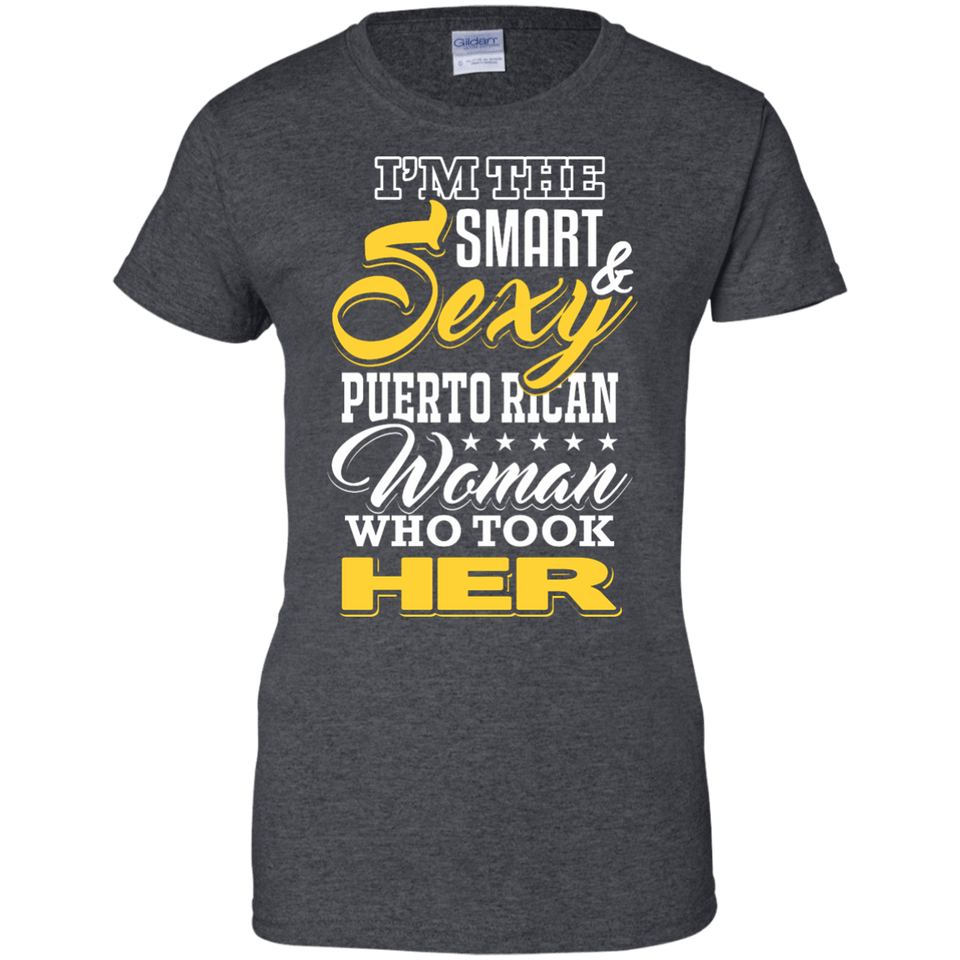 Ladies Tee - I Took Her - Ladies Tee