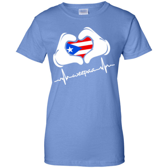 Ladies Tee - Weepaa Puerto Rico - Ladies Tee