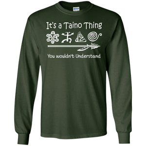 Long Sleeve - It's A Taino Thing - Long Sleeve