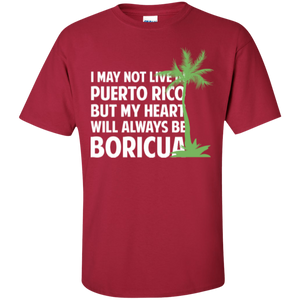 Shirt - Always Boricua