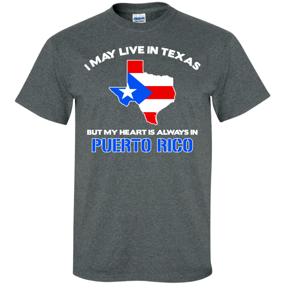 Shirt - I May Live In Texas