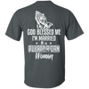 Shirt - Married & Blessed