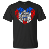 Shirt - My Heart Belongs To A Boricua
