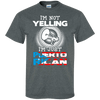 Shirt - Not Yelling, Just Puerto Rican
