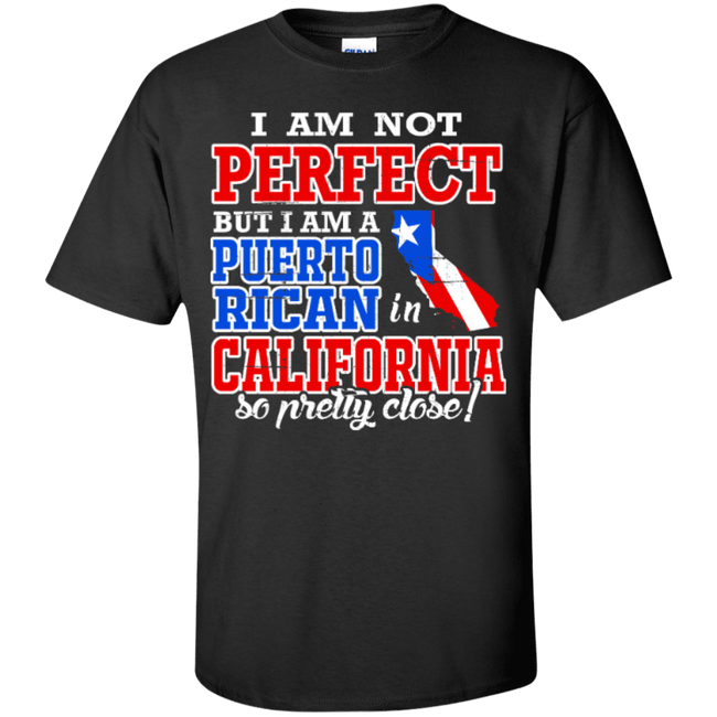 Shirt - Puerto Rican In California