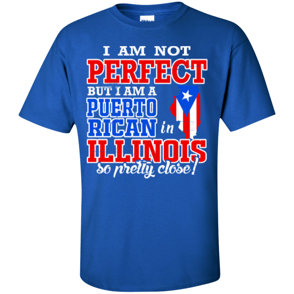 Shirt - Puerto Rican In Illinois