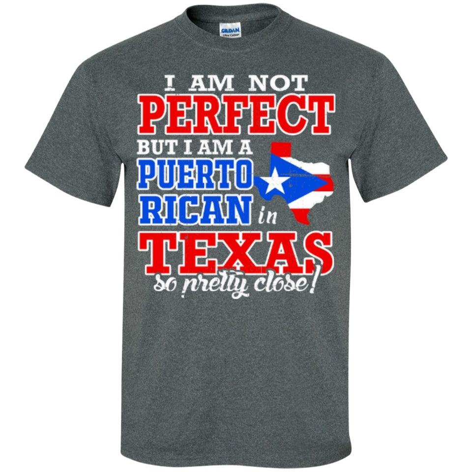 Shirt - Puerto Rican In Texas