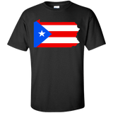 Shirt - Rican In Pennsylvania