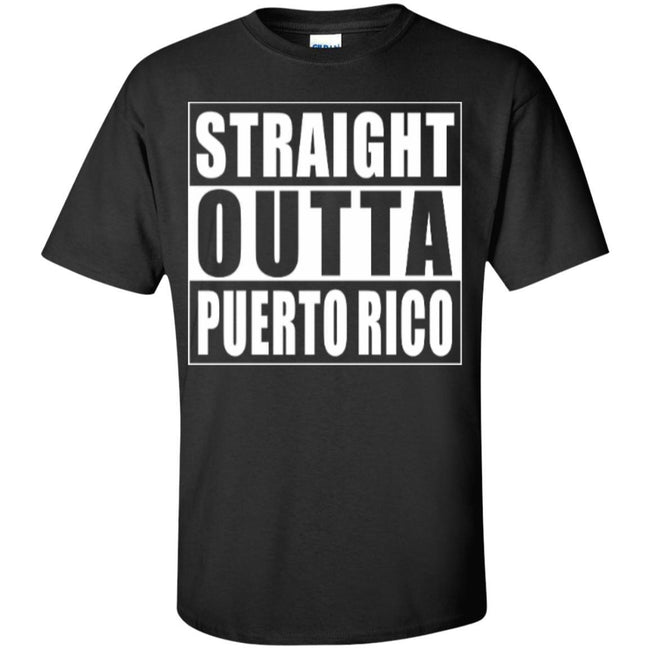 Shirt - Straight Outta Puerto Rico