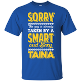 Shirt - Taken By A Taina