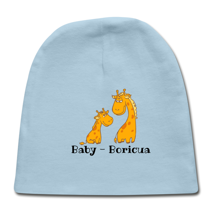 Baby Bori Baby Cap - light blue