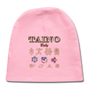 Taino Baby Cap - light pink
