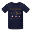 Taino Kid T-Shirt - navy