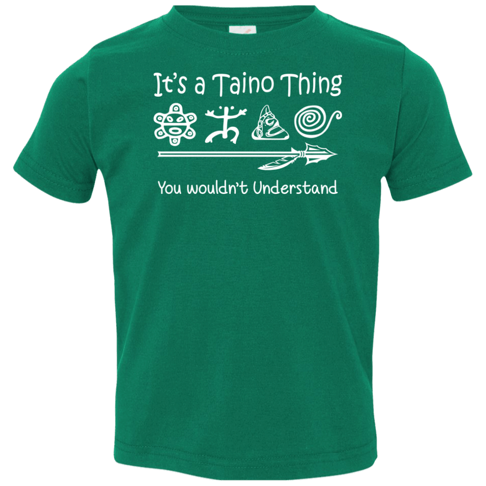 Toddler Tee - It's A Taino Thing - Toddler Tee
