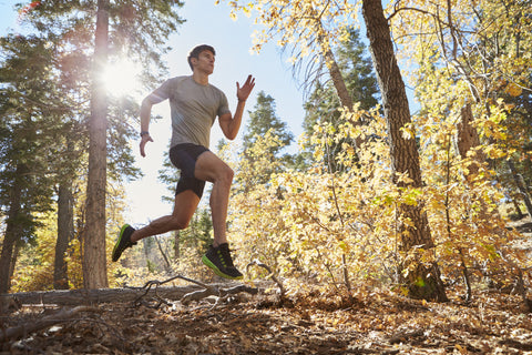 posture hiking runners trail spine alignment