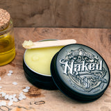 NAKED BEARD OIL & BALM