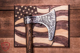 "MANSPOT AXE #4 ""THE COLONIAL"""